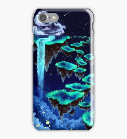 Cloudy Serenity iPhone Case/Skin