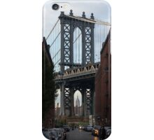 NYC // Brooklyn Heights // Empire State Building // Manhattan Bridge iPhone Case/Skin