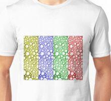 Rainbow Blobs Unisex T-Shirt