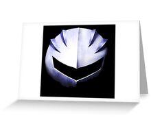 Kirby - Meta Knight Mask Greeting Card
