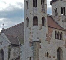St Andrews church, Krakow, Poland Sticker