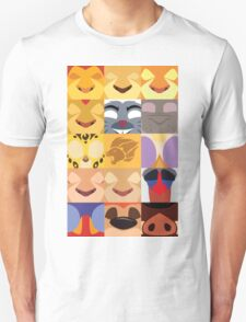 Lion Guard Minimalist  Unisex T-Shirt