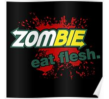 Zombie - Eat Flesh Poster