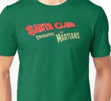 Santa Claus conquers the martians title Unisex T-Shirt