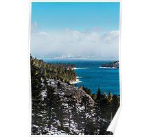 Lake Tahoe IV Poster