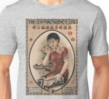 Vintage poster - The Central Agency Unisex T-Shirt