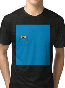 Jake Pocket Tri-blend T-Shirt