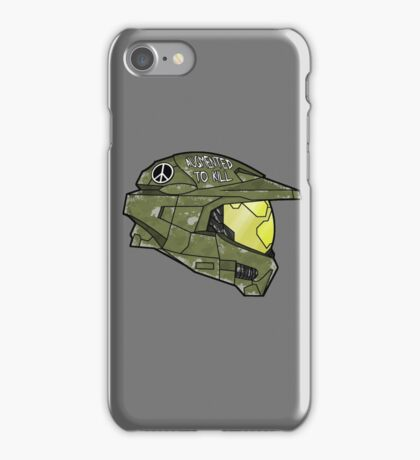 Augmented to Kill iPhone Case/Skin