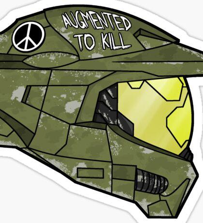 Augmented to Kill Sticker