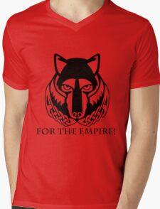 Solitude - For the Empire Mens V-Neck T-Shirt