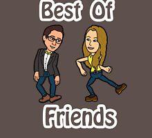 Best of Friends! Mens V-Neck T-Shirt