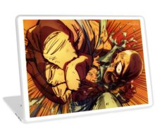 one punch is all you need Laptop Skin