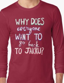 Jakku Long Sleeve T-Shirt
