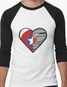 Stucky Men's Baseball ¾ T-Shirt