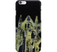 Whitby Abbey 3 iPhone Case/Skin