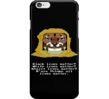 M'aiq on #BLM iPhone Case/Skin