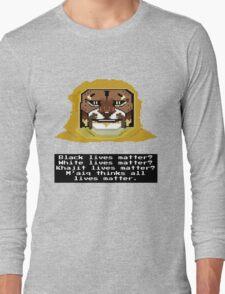M'aiq on #BLM T-Shirt