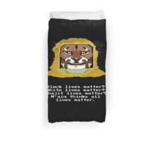 M'aiq on #BLM Duvet Cover
