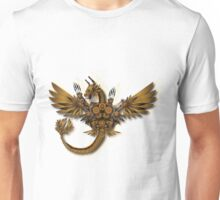 Steampunk Dragon Unisex T-Shirt