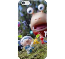 pikmin olamar and co iPhone Case/Skin