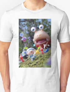 pikmin olamar and co Unisex T-Shirt