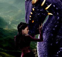 Dragon Queen - My Old Friend Sticker