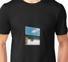 Car Trips Through Cornfields Unisex T-Shirt
