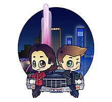 Winchesters in Jacksonville Photographic Print