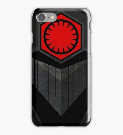 Star Wars - First Order iPhone Case/Skin