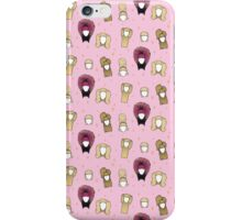 Hedwig's wigs iPhone Case/Skin