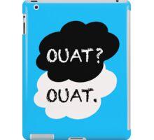 OUAT? TFIOS iPad Case/Skin