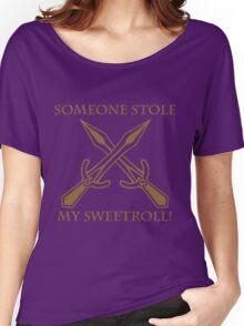 Riften - Someone Stole My Sweetroll! Women's Relaxed Fit T-Shirt