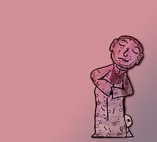 Paper Doll Redux: Jizo Miracles Here II by motherhenna