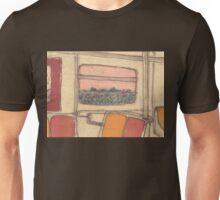 subway seats Unisex T-Shirt