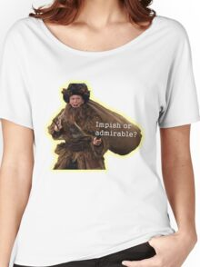 The Office Belsnickel Women's Relaxed Fit T-Shirt