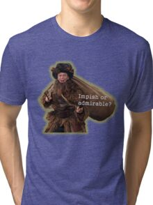 The Office Belsnickel Tri-blend T-Shirt