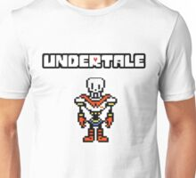 ❤ ♥ Undertale Papyrus Colored ♥ ❤ Unisex T-Shirt