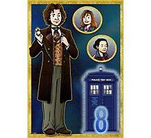 Timelord Conscientious Photographic Print