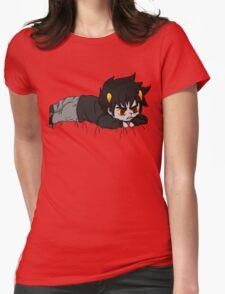 Karkitty Womens Fitted T-Shirt