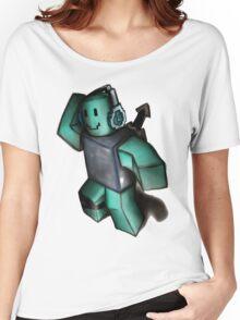 Blue Blox Women's Relaxed Fit T-Shirt