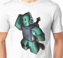 Blue Blox Unisex T-Shirt