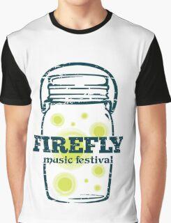 FIREFLY MUSIC FEST Graphic T-Shirt