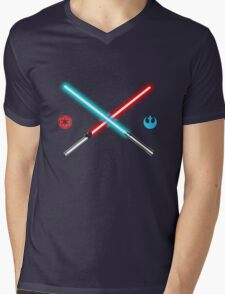 Star Wars Mens V-Neck T-Shirt