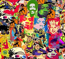 Graffiti collage  by rlnielsen4