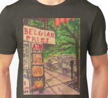 belgian fries Unisex T-Shirt