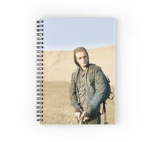 The 100 - John Murphy Spiral Notebook