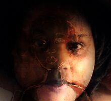 Shh – My Face My Art by Faith Magdalene Austin