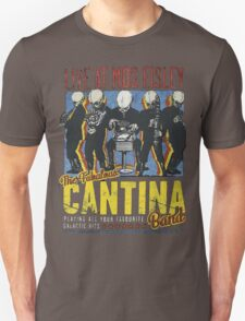 Star Wars - Cantina Band On Tour Unisex T-Shirt