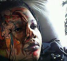 Steel – My Face My Art by Faith Magdalene Austin