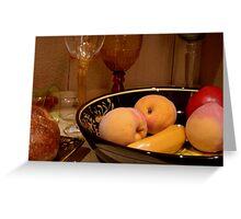 Still life - FRUIT  ^ Greeting Card
